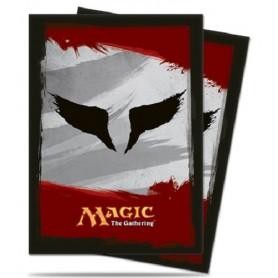 Magic Ktk Deck 80 Protector 66mm x 91 mm