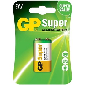 GP Batteria Super Alkaline 9V