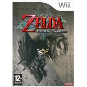 Zelda Twilight Princess WII USATO (pal/import)
