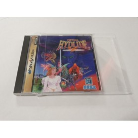 Protezione Box per Games PSX  Jap/Saturn Jap/Dreamcast Jap/Music CD