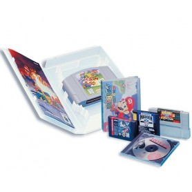 Custodia per card /case per Snes/N64