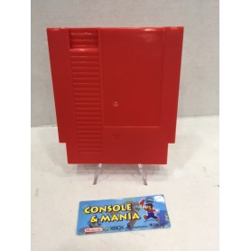 CASE (red) di ricambio Game Nintendo NES 8 bit
