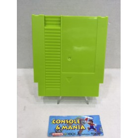 CASE (verde) di ricambio Game Nintendo NES 8 bit