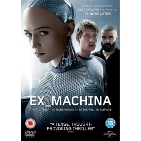 Ex Machina (solo disco) DVD USATO
