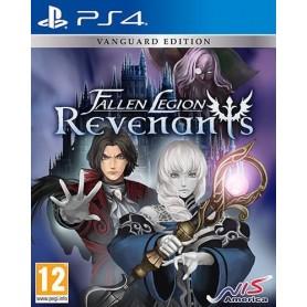 Fallen Legion Revenants - Vanguard Ed.PS4