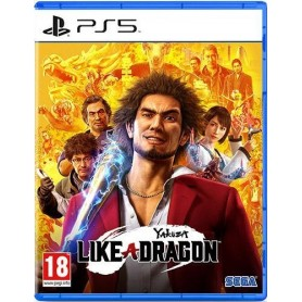 Yakuza: Like a Dragon PS5