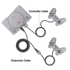Extension Cable 3M for Playstation Classic Controller
