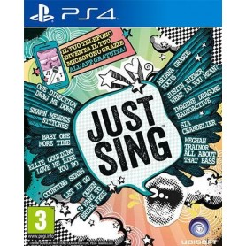 Just Sing PS4 USATO