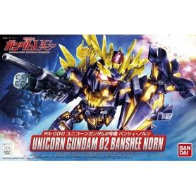 Bandai Gundam Unicorn Gundam 02 Banshee Model Kit