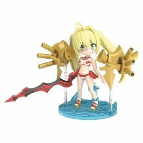 Bandai Petitrits Fate Grand Order Caster Nero Claudius Model Kit