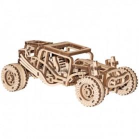Buggy Car Kit Legno - Wooden.City - Model Kit