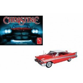 CHRISTINE Modellino Kit 1958 Rossa 1:25