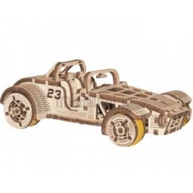 Vehicles Series - Roadster Kit Legno - Wooden.City - Model Kit
