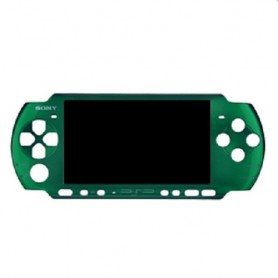 FACEPLATE PSP 3000 SONY VERDE