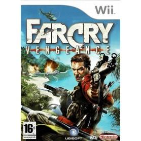 Farcry Vengeance WII USATO