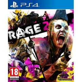 RAGE 2 PS4 USATO -chiuso-