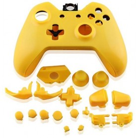 Case Controller with Buttons Yellow XONE