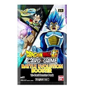Dragon Ball Super Battle Evolution (Busta EN)