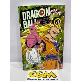 La saga di Majin Bu. Dragon ball full color vol.4 Fumetto USATO
