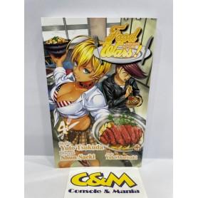 Manga  – Food Wars n.4 Fumetto USATO