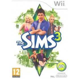 The Sims 3 WII USATO