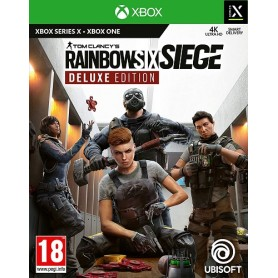 Rainbow Six Siege Deluxe Edition XONE/SX