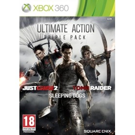 Ultimate Action Triple Pack X360