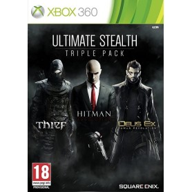 Ultimate Stealth Triple Pack X360