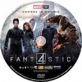 FANTASTIC 4 (solo disco) DVD- USATO