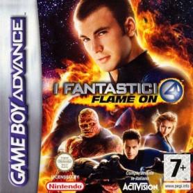 Fantastici 4 Flame On GBA