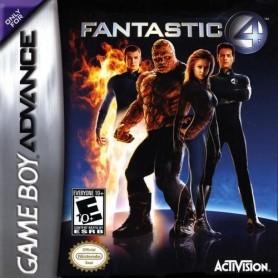 Fantastici 4 GBA PAL