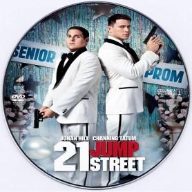 21 JUMP STREET (solo disco) DVD USATO
