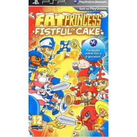 Fat Princess PSP