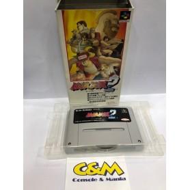 Fatal Fury - Garou Densetsu 2 S.Famicom Jap USATO