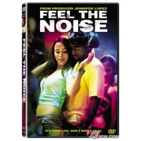 Feel The Noise (solo disco) DVD USATO