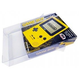 Protezione Box Protectors For Gameboy Pocket Console