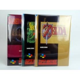 Protezione Manuali Sleeves per SNES/N64
