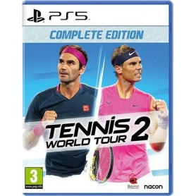 Tennis World Tour 2 PS5