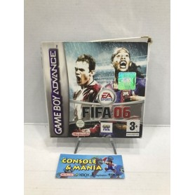 FIFA 06 GBA USATO