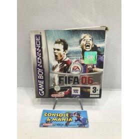 FIFA 06 Nintendo GBA USATO