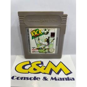 KICH OFF Nintendo GAME BOY USATO