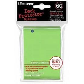 ULTRA PRO Proteggi carte mini pack 60 bustine 62mm x 89mm Verde