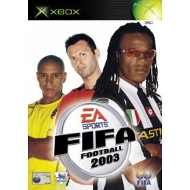 FIFA 2003 (solo disco) XBOX - USATO