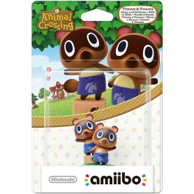 Amiibo Timmy & Tommy - Animal Crossing Collection