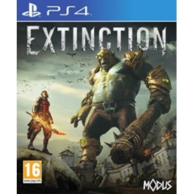 Extinction PS4 USATO