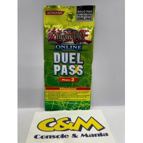 Yu-Gi-Oh!  DUEL PASS VERDE PHASE 3