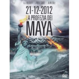 21-12-2012 La profezia dei Maya (solo disco) DVD USATO