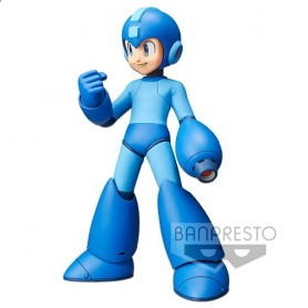 Banpresto Bandai MEGA MAN Figura 23cm Serie GRANDISTA