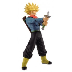 Figure DragonBall Super - SS 2 Trunks (con spada)