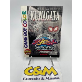 Kuwagata - Manuale Gioco (Game Boy Color JAP) USATO